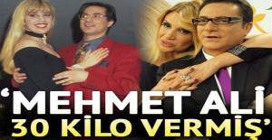 Mehmet Ali Erbil 30 kilo verdi