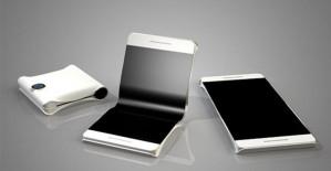Iphone 8'in Yerini Katlanabilir Samsung Project Valley Alacak!