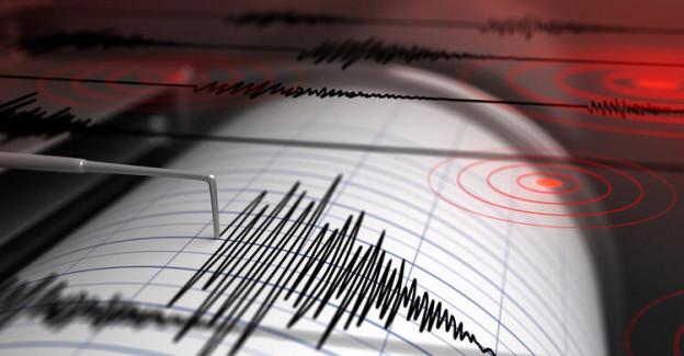 Son Dakika Şiddetli Deprem Oldu