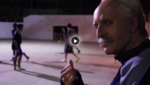 Futbol Sihirbazı Yaşlı Adam Kılığına Girerse