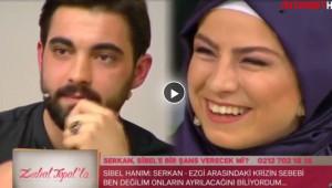 Zuhal Topal, izdivaç programında yeni Hanife'sini buldu